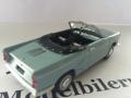 BMW 700 Cabriolet 1961 Modelbil - Minichamps