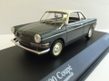BMW 700 Coupe 1960 Modelbil - Minichamps