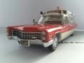 Cadillac SS Ambulance 1966 Modelbil - NEO