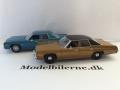 Dodge Monaco 1974 Modelbiler - Minichamps