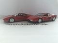 Ferrari 288GTO og Testarossa 1984 Modelbiler - Altya