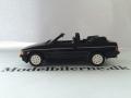 Ford Escort Cabriolet 1983 Modelbil - Minichamps