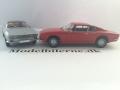 Ford OSI 20M TS 1967 Modelbiler - Minichamps