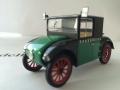 Hanomag 2/10 kommissbrot taxi 1924- Modelbil - Schuco