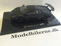 Lamborghini Murielago LP670-4 Super Veloce Black - Hot Wheels Elite Modelbil