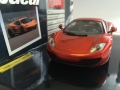 McLaren MP4-12C 2011 TopGear Collection Modelbil - Minichamps