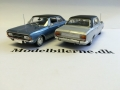 Opel Commodore A 1966 Modelbiler - Minichamps
