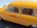Opel Rekord Coca Cola 1958 Modelbil - Minichamps