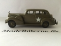 Packard Super Eight US Army 1940 Modelbil - RexToys
