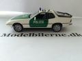 Porsche 924 Polizei 1984 Modelbil - Minichamps