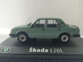 Skoda 120L 1986 Modelbil - Abrex