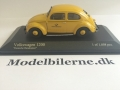 VW 1200 Export 1951 Modelbil - Minichamps