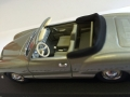 VW Karmann Ghia Cabriolet 1957 Modelbil - Minichamps