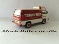 VW Type 3 Tuborg Van modelbil - Premium Classic