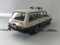 Wartburg 353 Tourist Volkspolizei 1986 Modelbil - IST