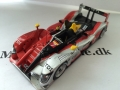 Audi R15 TDI Le Mans 2010 Modelbil - IXO