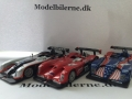 Panoz Le Mans Modelbiler - Altaya & Minichamps