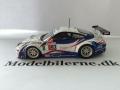 Porsche 911 GT3 RSR Le Mans 2007 Modelbil - Minichamps