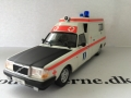 Volvo 262 Ambulance Modelbil -  Edition ATLAS