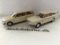 Volvo 145 1968 og 1971 Modelbiler - Edition ATLAS Volvo Collection & NEO