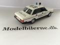 Volvo 240 Politi 1986 Modelbil - Minichamps