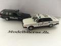 Volvo 240 Politi 1986 Modelbiler - Minichamps