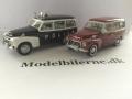Volvo 445 Duett 1956 Illums Bolighus. Modelbil - NEO