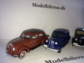 Volvo PV36 og PV52 og PV56 modelbiler - Edition ATLAS Volvo Collection