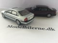 Volvo S80 1999 Modelbiler - Edition ATLAS Volvo Collection & Minichamps (Rød)