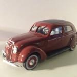 1935 Volvo PV36 Caroca modelbil
