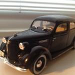 1938 Volvo PV56 Modelbil