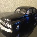 1947 Volvo PV 444 Modelbil