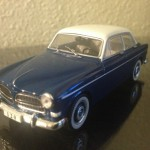 1956 Volvo 120 Amazon Modelbil