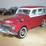1956 Volvo 445 Duett 1956 Modelbil