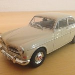 1961 Volvo P130 Amazon modelbil