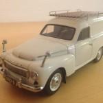 1962 Volvo PV210 VAN Modelbil