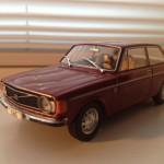 1967 Volvo 142 Modelbil