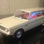 1968 Volvo 145 Modelbil