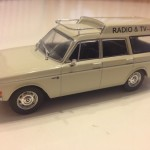 1969 Volvo 145 Express Modelbil