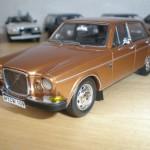 1969 Volvo 164 Modelbil fra NEO i skala 143