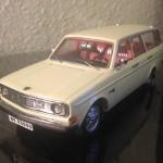 1971 Volvo 145 Modelbil