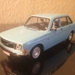1972 Volvo 144. Modelbil