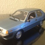 1985 Volvo 360 GLS Modelbil