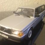 1986 Volvo 240 Stc Modelbil fra