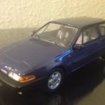 1986 Volvo 480ES Modelbil