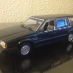 1986 Volvo 740 GL Stc. Modelbil