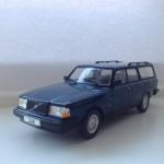 1992 Volvo 240 Polar Modelbil
