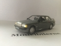 Mercedes Benz 190E 1984 Modelbil - Whitebox