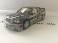 Mercedes Benz 190E Evo DTM No.6 1990 Kurt Thiim Modelbil - Minichamps
