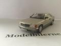 Mercedes Benz 560SEC 1986 Modelbil - Minichamps
